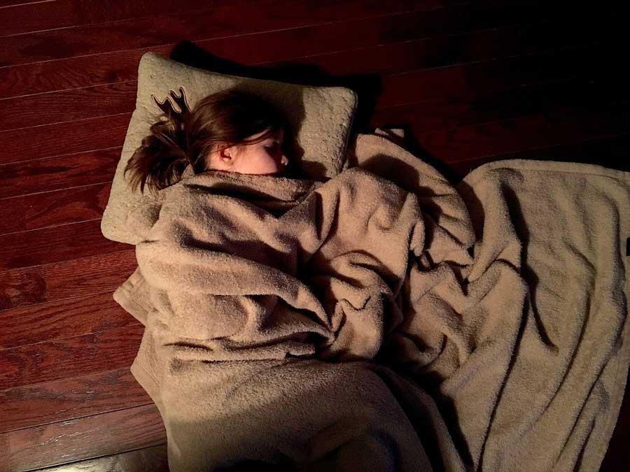apprendre au bebe-a-faire-ses-nuits